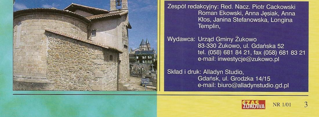 Czas Żukowa (stopka)