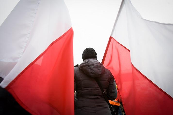 Flagi dwie
