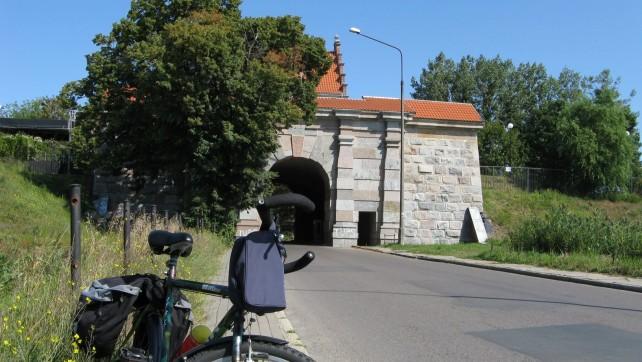 Z Kaszub  do Sobieszewa … PKM i rowerem